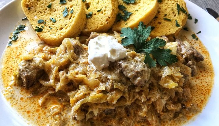 Method For Hungarian Cuisine History In Step By Step Element